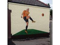 Fox Murals
