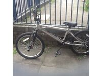 In very good condition mongoose box bike