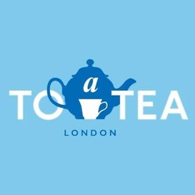 To a Tea Looking for an experience Full Time Barista/Brewista Mon-Fri Daytime