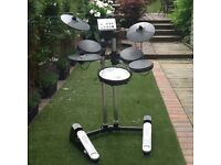 Roland hd1 electronic drum kit. Mint condition.