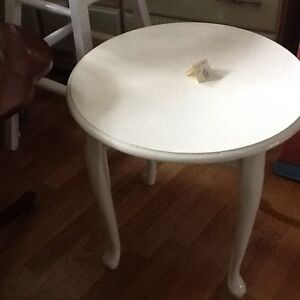 Side tables $35 each 2/$60