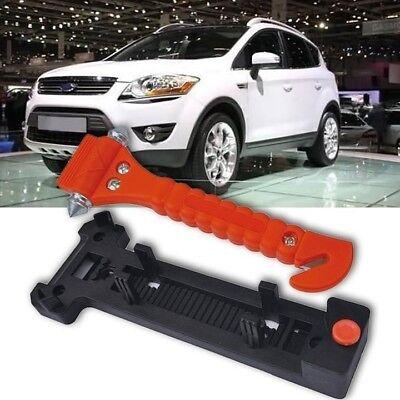 2 in 1  Car Seat Belt Cutter Escape Tool Emergency Hammer  Glass Window Breaker