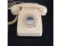 Retro style home phone