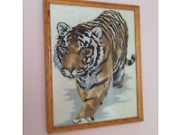 TIger Tapestry picture