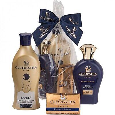 Cleopatra Geschenkset, Duschmilch, Lotion und Seife, 875ml