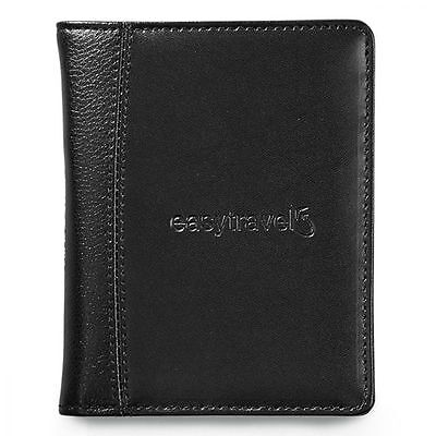 Samsonite Leather Passport travel Wallet Executive business cruise travel agent