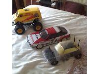 Tamiya 1/10 rc cars