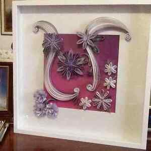 Beautiful Quilled Art