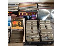 """Vinyl Record collection for sale 2500 + 7"""" 12"""" LPs etc"""