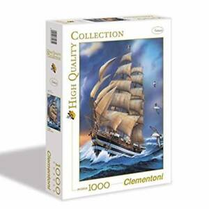 Clementoni  'Amerigo Vespucci' Jigsaw Puzzle 1,000 Pieces Waterloo Inner Sydney Preview
