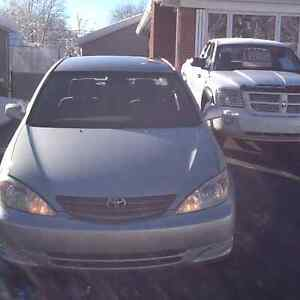 2002 Toyota Camry LE Berline V6