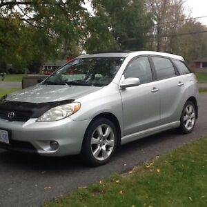 2007 Toyota Matrix XR Safetied and ETest