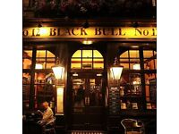 Chefs wanted - The Black Bull