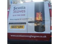 Stoves - Supply & Fit, Chimney Services