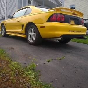 1994 Ford Mustang 5.0