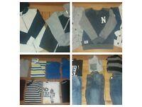 AGE 6-7 BOYS CLOTHES BUNDLE