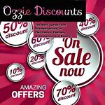 ozzie discounts