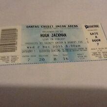 Hugh Jackman 1 ticket to Broadway to Oz 2/12/15 Sydney Gordon Tuggeranong Preview