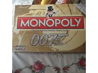 Monopoly James Bond edition