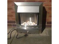 Elecric Room Heater - Modern Pebble Glow Effect