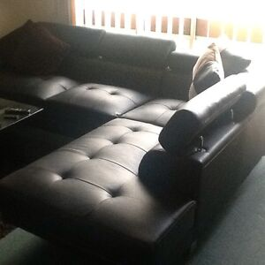 Lounge with coffee table Parkville Melbourne City Preview