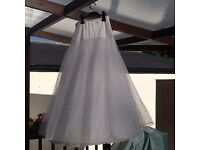 Wedding underskirt