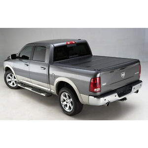 07-11 DODGE DAKOTA TONNEAU COVER HARDER COVER 6.5 FOOT BED