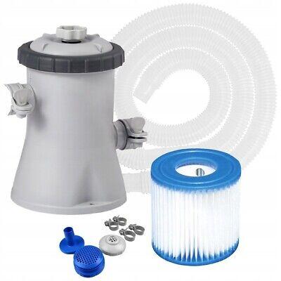 Intex 28602 Piscina Bomba de Filtro Piscina Bomba 1250L/H