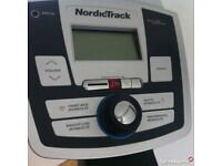 Nordic Track E7 ZL Rear Drive Elliptical Cross Trainer - Excellent Condition