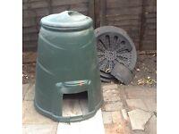 large plastic composting bin good buyer