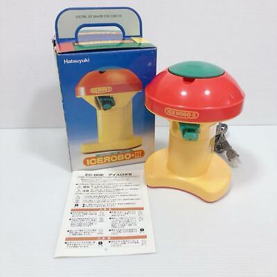 Hatsuyuki Ice Shaving Machine Ice Robo-3