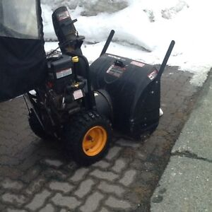 Used Craftsman snowblower for sale