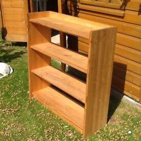Very Sturdy Pine Shelves