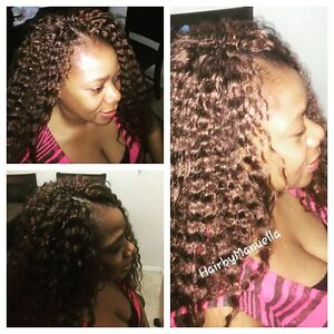 Hair weaving, Crochet && braiding services Edmonton Edmonton Area image 3