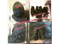 Hair Extension, Weaves, Sew in, Micro Rings, Micro Weft, L.A Weave, Box Braids, Crochet Braids
