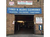 The Tyre Shop