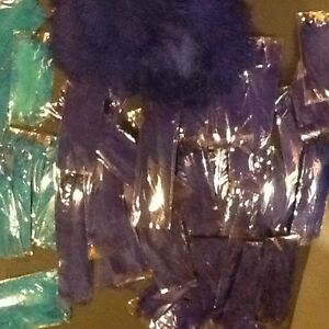 Ostrich feathers - blue St. John's Newfoundland image 2