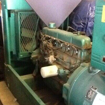 Onan Electric Plant 3 Phase Generator 30ek 25 Kw Contin 30 Kw Standby