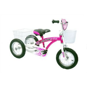 PEDAL-PALS-KIDS-12-WHEELS-GIRLS-PINK-TRIKE-SUIT-SPECIAL-NEEDS-TRICYCLE-PP04