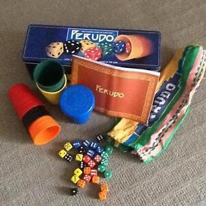 Perudo dice game Cordeaux Heights Wollongong Area Preview