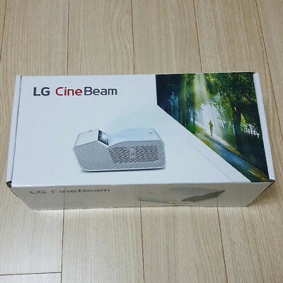 LG CineBeam Mini Beam DLP Projector PH55HT Miracast Genuine _