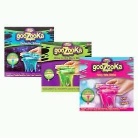 Goozooka Slime Kit