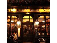 Bar/ Floor Staff wanted - The Black Bull