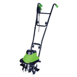 The Handy Electric Garden Cultivator/Rotovator/Tiller 800W