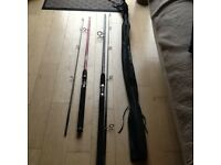 Two spinning rods for sale