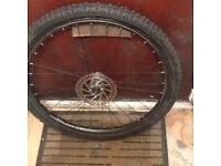 26 inch wheel