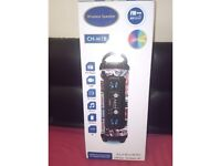 Brand new medium size bluetooth speaker
