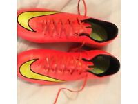 Nike Mercurial Vapor X Punch FG Size 5.5 - Used