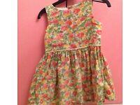 Next dress 12-18 months