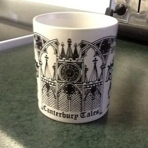 Staffordshire potteries coffee mug London Ontario image 1